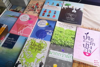 Greenery Market siam discovery pira pira story book