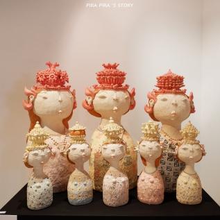 วัน.ณ.ยุค BACC art museum exhibition pira pira story