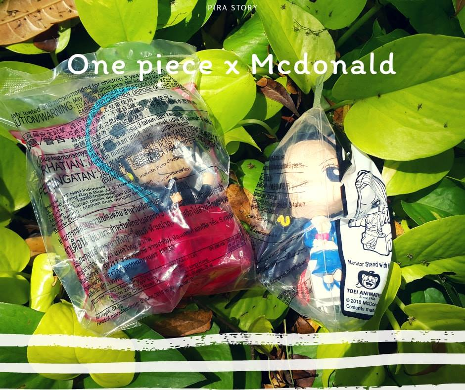 One piece Macdonald