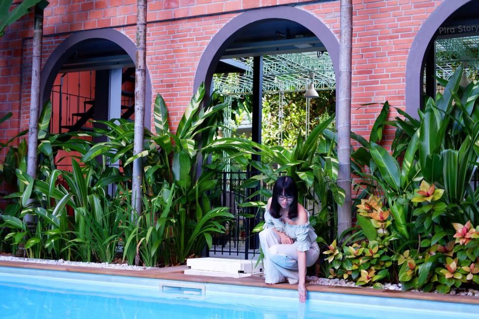 โรงแรม บ้านสวนพรานนก
