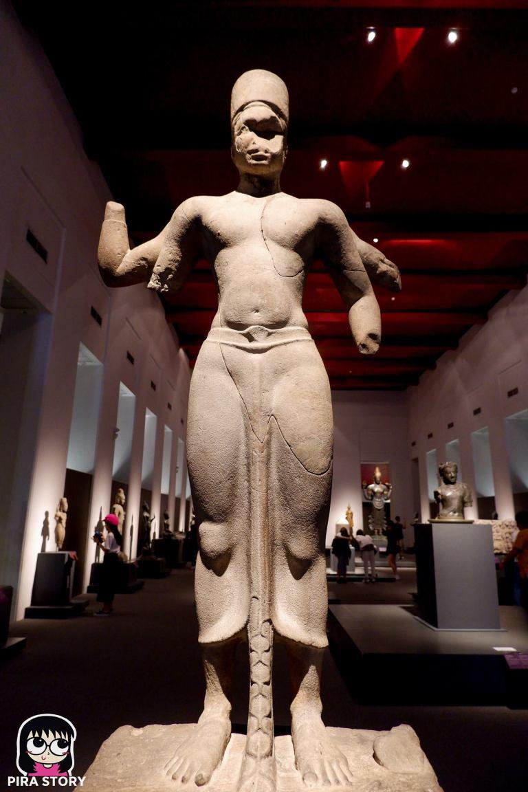 11 พิพิธภัณฑสถานแห่งชาติ พระนคร