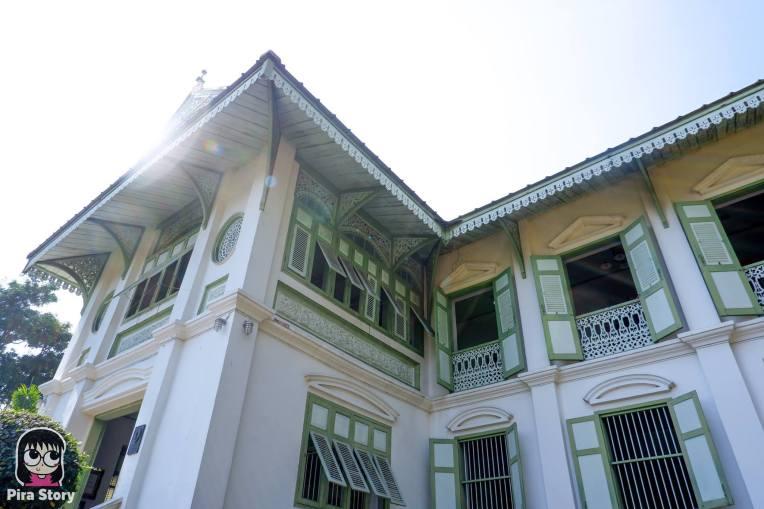 8 คุ้ม เมืองแพร่ จังหวัดแพร่ เมืองแป้ บ้านขนมปังขิง วิชัยราชา คุ้มเจ้าหลวง บ้านวงศ์บุรี