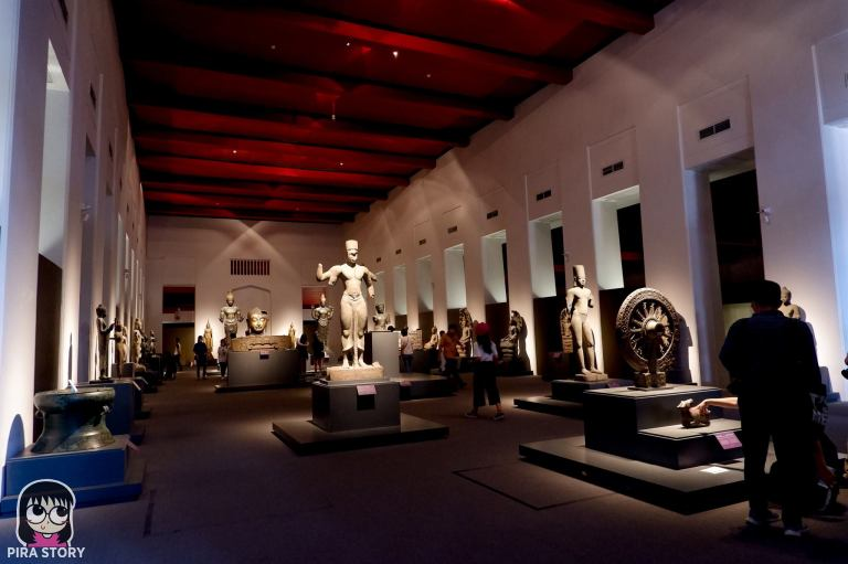8 พิพิธภัณฑสถานแห่งชาติ พระนคร