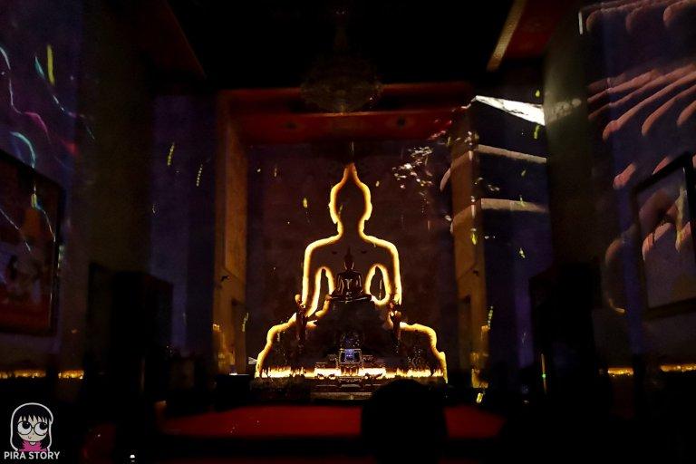15 Bodhi Theater โพธิ เธียเตอร์ งานศิลปะดิจิทัล วัดสุทธิวราราม เจริญกรุง Pira Story BTS สะพานตากสิน
