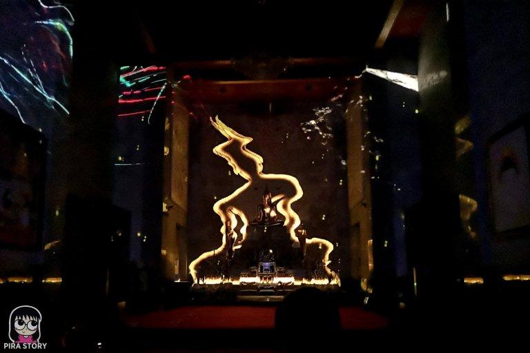 16 Bodhi Theater โพธิ เธียเตอร์ งานศิลปะดิจิทัล วัดสุทธิวราราม เจริญกรุง Pira Story BTS สะพานตากสิน