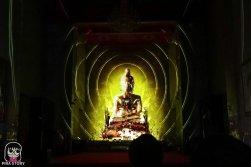 24 Bodhi Theater โพธิ เธียเตอร์ งานศิลปะดิจิทัล วัดสุทธิวราราม เจริญกรุง Pira Story BTS สะพานตากสิน