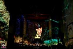 25 Bodhi Theater โพธิ เธียเตอร์ งานศิลปะดิจิทัล วัดสุทธิวราราม เจริญกรุง Pira Story BTS สะพานตากสิน