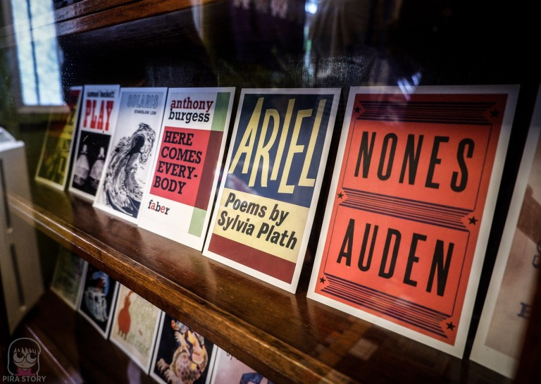 7 world at the corner ร้านหนังสือ ณัฐ ประกอบสันติสุข สิวิกา ก้อยมหรรณพ เสาชิงช้า Pira Story เดินทาง ท่องเที่ยว