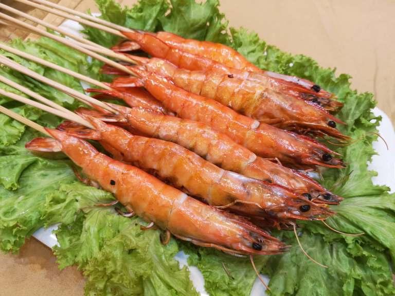 เทศกาลกินกุ้ง สมุทรสาคร