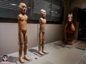 13 จิ๋นซีฮ่องเต้ ทหารดินเผา ประวัติศาสตร์จีน พิพิธภัณฑสถานแห่งชาติ พระนคร Pira Story National Museum Bangkok