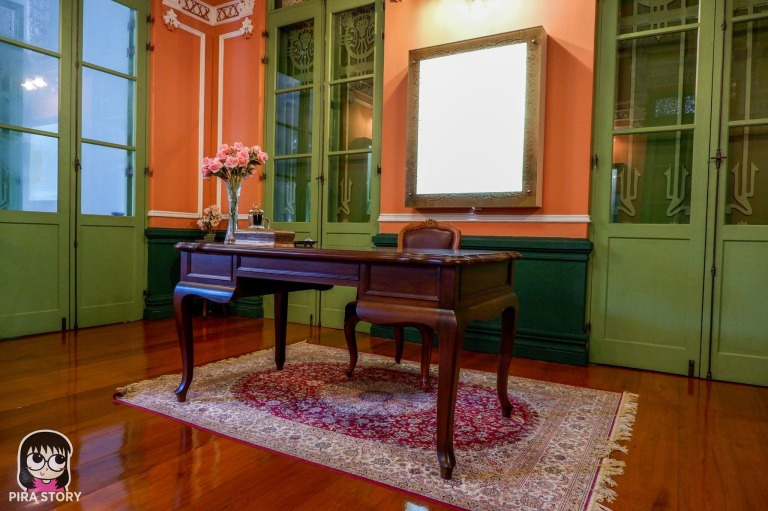 21 วังปารุสก์ วังปารุสกวัน ตำหนัก จิตรลดา รื่นรมย์ชมวัง พิพิธภัณฑ์ตำรวจ เที่ยว Pira Story