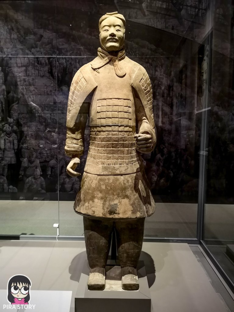 72 จิ๋นซีฮ่องเต้ ทหารดินเผา ประวัติศาสตร์จีน พิพิธภัณฑสถานแห่งชาติ พระนคร Pira Story National Museum Bangkok