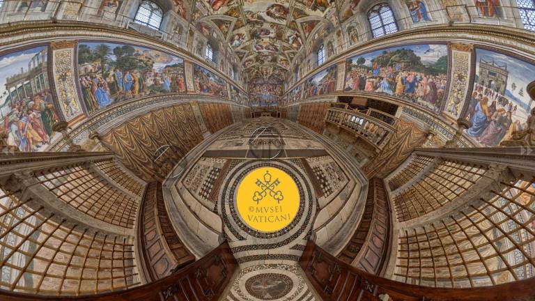 อยู่บ้านก็เที่ยวได้! ชมงานศิลปะยุคเรอเนสซองส์สุดคลาสสิก ที่ พิพิธภัณฑ์วาติกัน แบบ พิพิธภัณฑ์เสมือน (Virtual Museum)