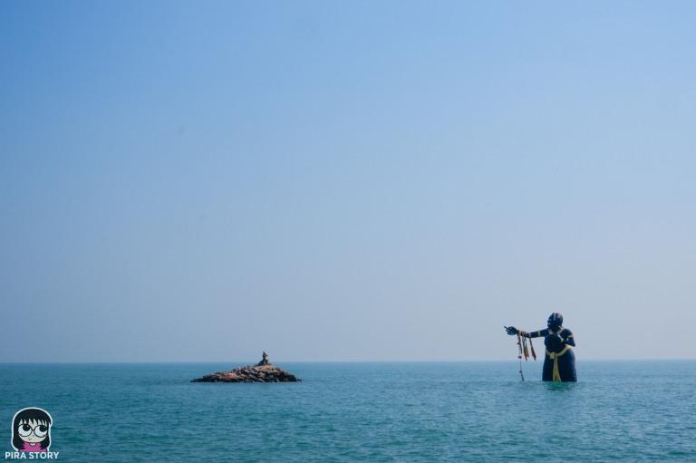 ผีเสื้อสมุทร นางยักษ์ พระอภัยมณี หาดปึกเตียน เพชรบุรี pirastory
