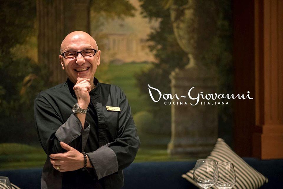 เจอร์นีย์ อะราวด์ เดอะ เมดิเตอร์เรเนียน' ไดนิง ซีรีส์ (Journeys Around The Mediterranean Dining Series) โรงแรมเซ็นทาราแกรนด์ แอท เซ็นทรัลพลาซา ลาดพร้าว กรุงเทพฯ CENTARA GRAND LADPRAO เชฟ อาหารอิตาลี