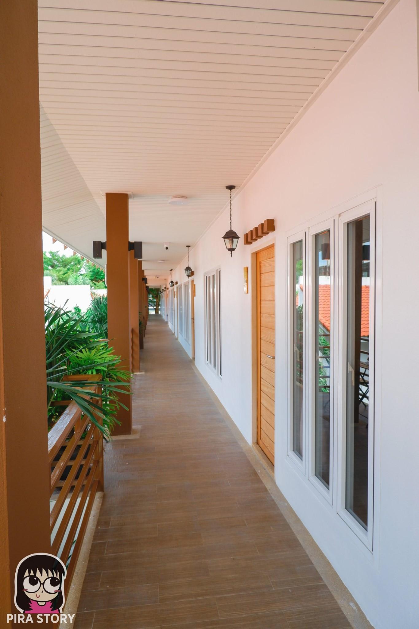 Talay Hotel & Villa เพชรบุรี ชะอำ