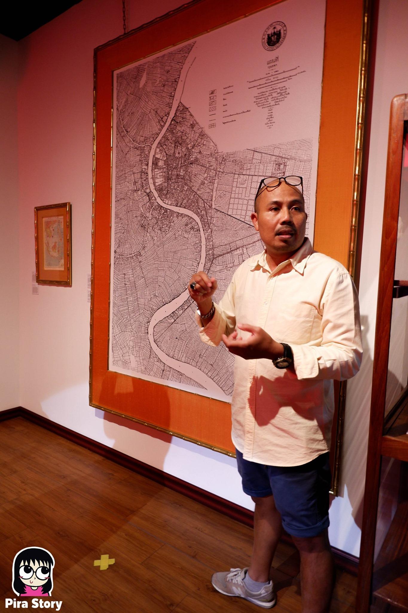 พิพิธภัณฑ์พัฒน์พงศ์ Patpong museum พัฒน์พงศ์มิวเซียม sex worker ซ่อง ประวัติศาสตร์ โคมเขียว พัฒน์พงศ์มิวเซียม pira story pirastory เที่ยวเนิร์ดๆ โมเดล แบบจำลอง อาคาร บ้าน ตึก อาคารพาณิชย์ ไกด์ มัคคุเทศก์