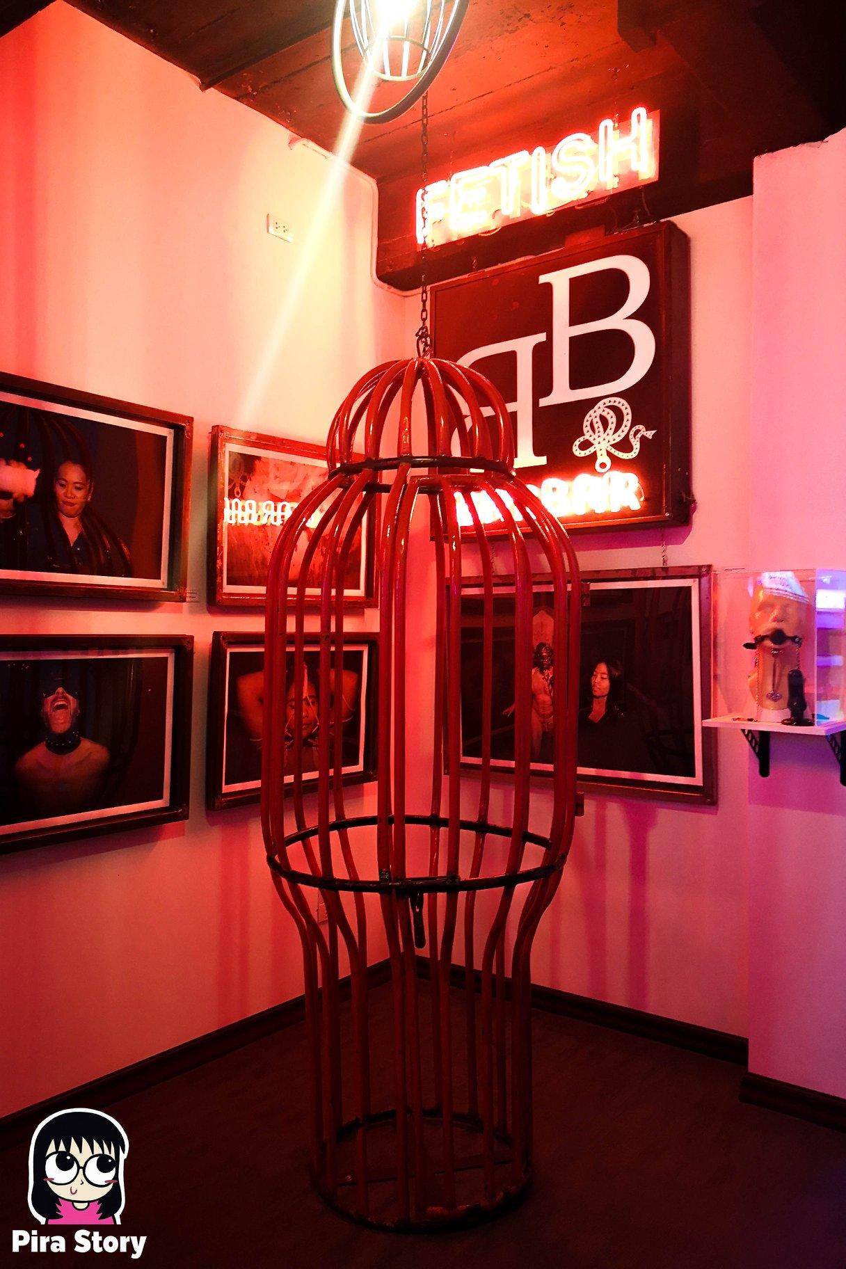 Fetish BDSM Fifty shades of grey ซาดิสม์ ความรุนแรง พิพิธภัณฑ์พัฒน์พงศ์ Patpong museum พัฒน์พงศ์มิวเซียม sex worker ซ่อง ประวัติศาสตร์ โคมเขียว พัฒน์พงศ์มิวเซียม pira story pirastory เที่ยวเนิร์ดๆ บาร์ลับ คาเฟ่ลับ สีลม ศาลาแดง