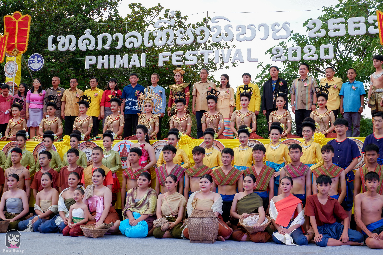 เที่ยวพิมาย 2563 เที่ยวโคราช เที่ยวนครราชสีมา ททท. การท่องเที่ยวแห่งประเทศไทย pira story ปราสาทหินพิมาย เที่ยวตลาดโบราณย้อนยุค ผัดหมี่โคราช หมี่พิมาย ยำเหมือด ขนมจีนเหมือด ยำขนมจีน ขนมตาลเม็ด อาหารท้องถิ่น อาหารพื้นถิ่น อาหารขึ้นชื่อ อาหารโคราช