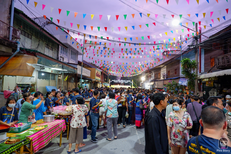 ปาจิต อรพิม อโรคยา musical เที่ยวพิมาย 2563 เที่ยวโคราช เที่ยวนครราชสีมา ททท. การท่องเที่ยวแห่งประเทศไทย pira story ปราสาทหินพิมาย เที่ยวตลาดโบราณย้อนยุค ผัดหมี่โคราช หมี่พิมาย ยำเหมือด ขนมจีนเหมือด ยำขนมจีน ขนมตาลเม็ด อาหารท้องถิ่น อาหารพื้นถิ่น อาหารขึ้นชื่อ อาหารโคราช